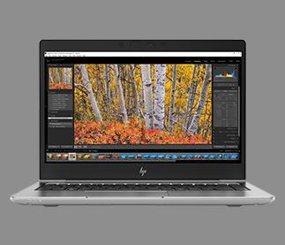 HP ZBook 14U G5 Convertible Workstation