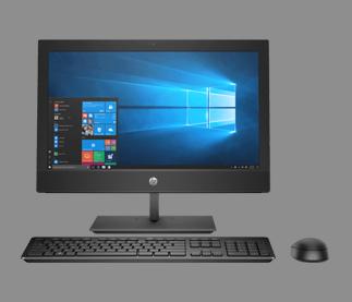 HP ProOne400 G4 AiO (Q370 Chipset)