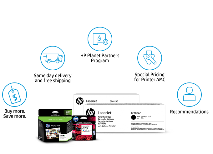 HP Original Rewards Program