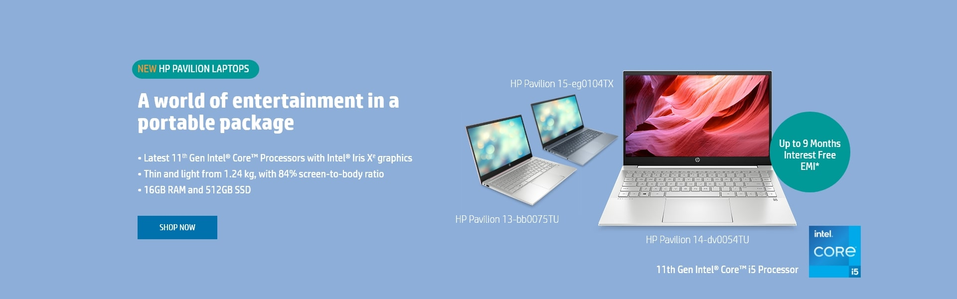 Hp Pavilion Family Laptops