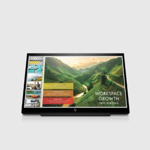 HP EliteDisplay S14 14-inch Portable Display