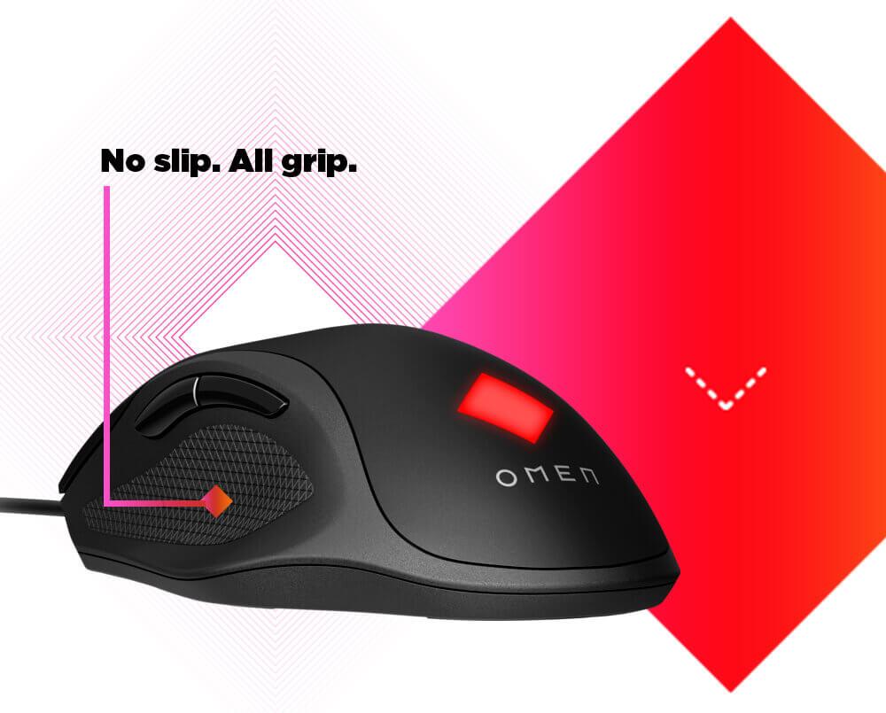 Non-slip textured grips
