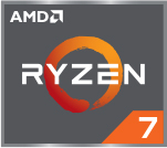 AMD® Ryzen™ 7 4000 series processor