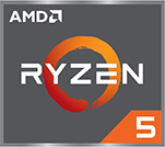 AMD® Ryzen™ 5 4000 series processor