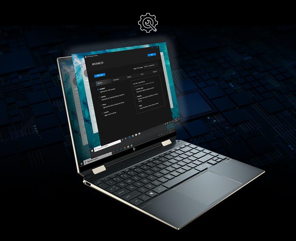 HP Display Control